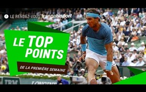 Top 10 Roland Garros 2016