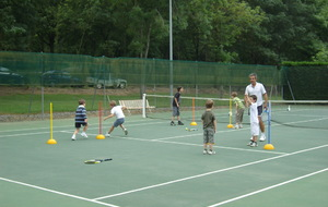 ECOLE DE TENNIS Enfants - Initiation